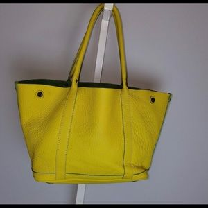J. Crew Borge Garveri collection Uptown tote bag